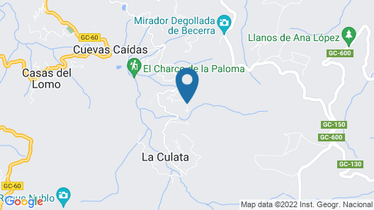 Casa Rural Pepita de las Flores Map