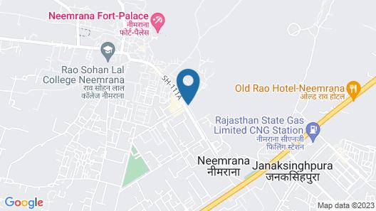 Cambay Sapphire Neemrana Map