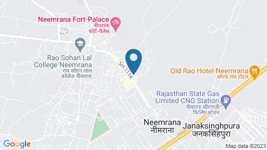 Opal Club Neemrana Map