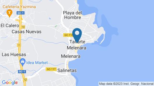 La Marine Luxury Apartments Map