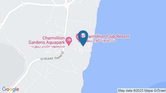 Charmillion Sea Life Resort Map