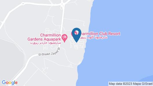 Charmillion Club Resort Map