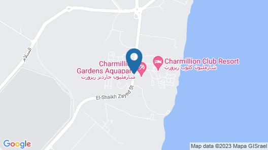 Charmillion Gardens Aquapark Map