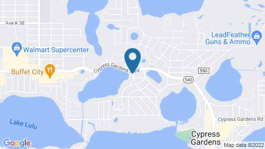 Lake Roy Beach Inn Map