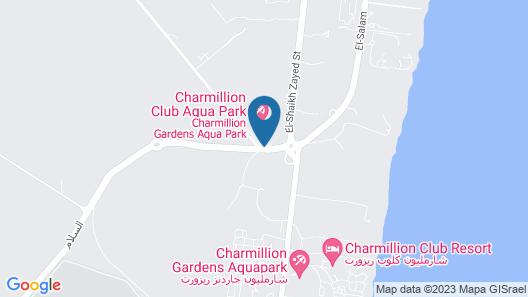 Charmillion Club Aqua Park Map