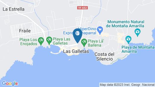 Alborada Ocean Club  Map