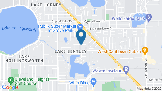Rain forest Pool Home Map