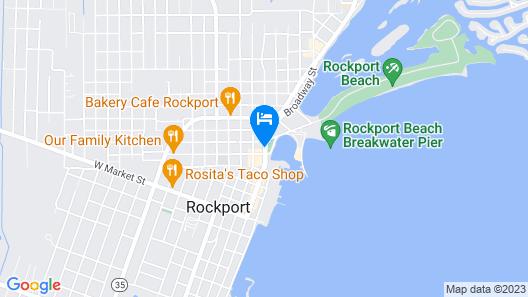 Harbour Inn Map