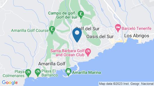 Grand Muthu Golf Plaza Hotel Map