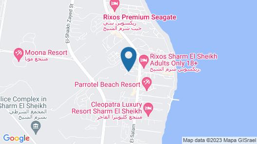 Sharm Bride Resort Aqua & SPA Map