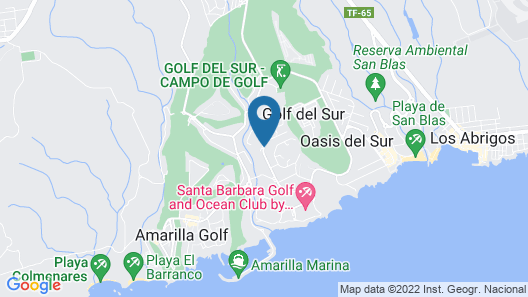 Las Adelfas 2 Map
