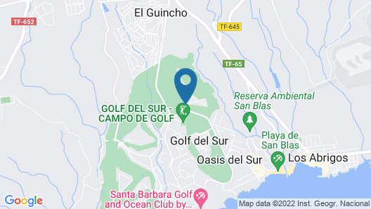 Royal Tenerife Country Club by Diamond Resorts Map