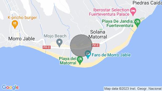Casafaromar 10 Map