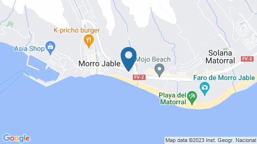 Punta Marina Map