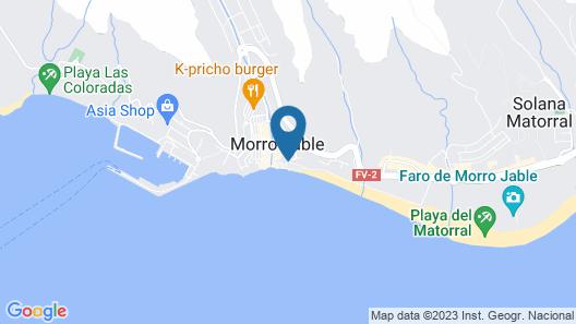 XQ El Palacete Map