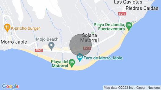 Oferton 210 Euros 7 Days From 11.02 to 18.02.17 Map