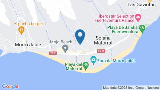 Buganvilla Hotel & SPA Map