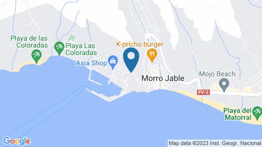 35625c01 - Los Atolladeros, 16, 1-16 Map
