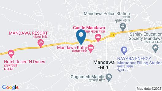 Hotel Royal Rest Map