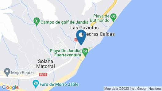Iberostar Selection Fuerteventura Palace Map