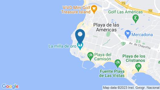 H10 Conquistador Map