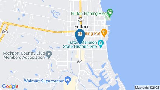 La Quinta Inn & Suites by Wyndham Rockport - Fulton Map