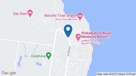 Steigenberger Alcazar Map