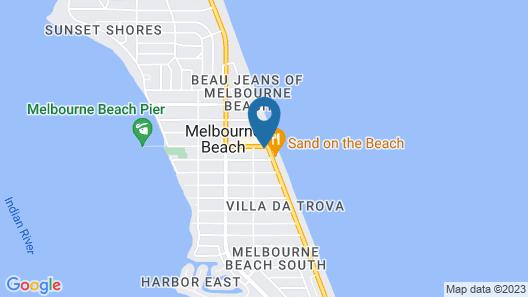 Port d'Hiver Map