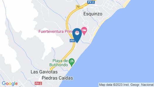 TUI Magic Life Fuerteventura Map