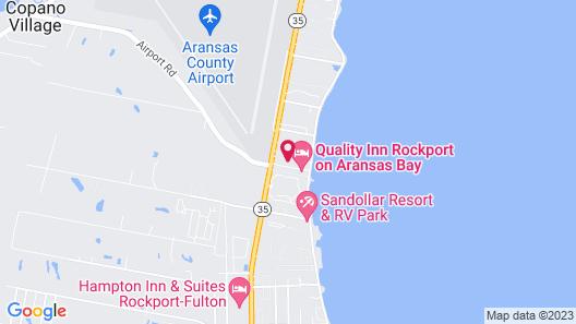 Pelican Bay Resort Map