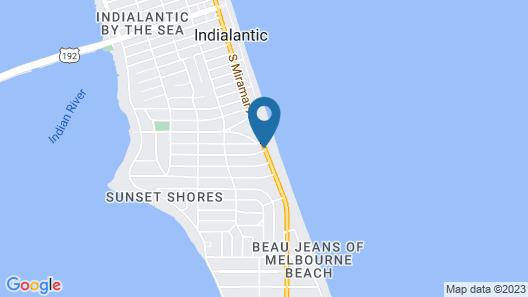 Tuckaway Shores Resort Map