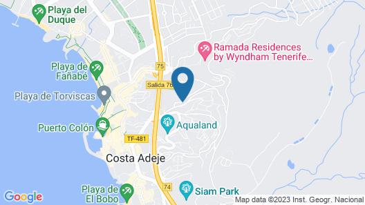 Laguna Park 2 Map