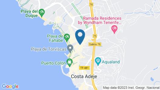 Iberostar Selection Sábila Map