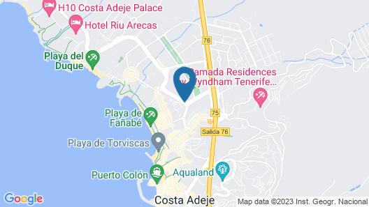GF ISABEL Map
