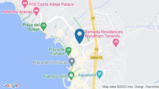 Labranda Bahía Fañabe & Villas – All Inclusive Map