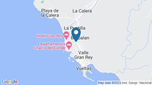 Apartamentos Checkin Laurisilva Map