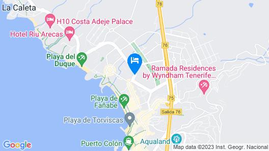 GF Fañabe Map