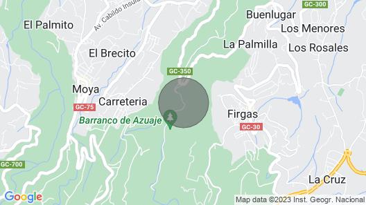 Flatguest Ecofinca Azuaje + maaseutu + perhe ja ystävät + rauhallinen  Map