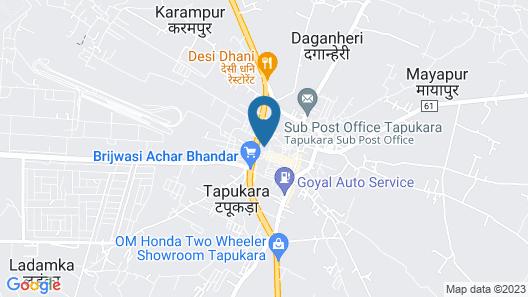 Vijay Guest House Map