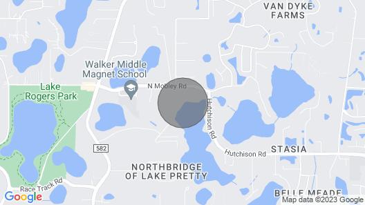 Lakefront Mansion- Sleeps 20! Map