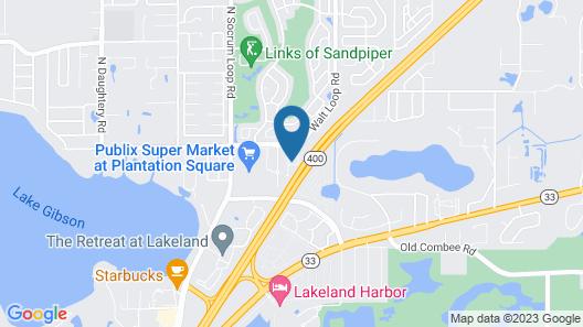 New! Lakeland Home w/ Shared Pool Near Family Fun! Map