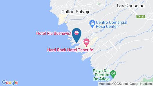 Hotel Riu Buenavista  – All Inclusive Map