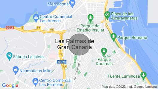 35011b02 - Avenida Ansite 3 - Piso 23, 2 Map