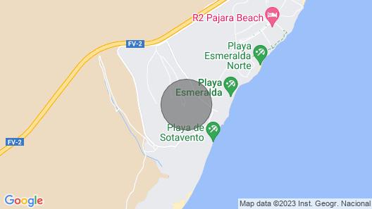 Fuerte Holiday Sotavento 4 YOU Map