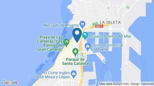 Hotel Pujol Map