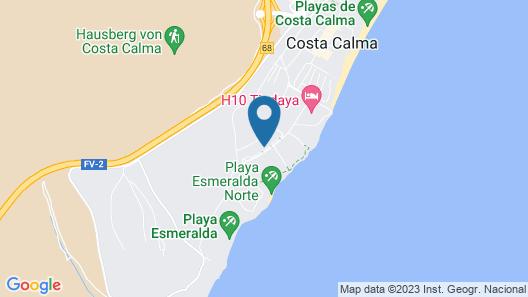 Fuerte Village Suites Map
