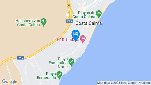 Hotel Risco del Gato Suites THe Senses Collection Map