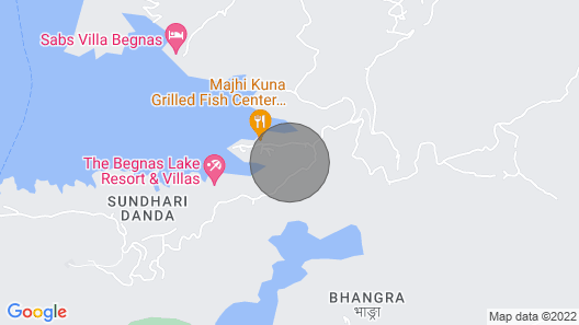 why you Will be in Lake Front Begnas Guest House in Nepa Touristic hub Pikhara Map
