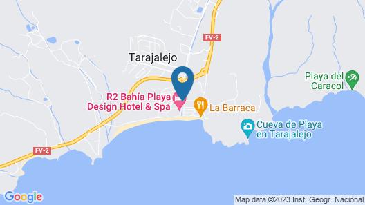 Tarajalejo Village Map