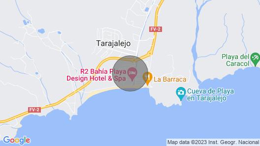 Fuerte Holiday Tarajalejo Dreamer Map